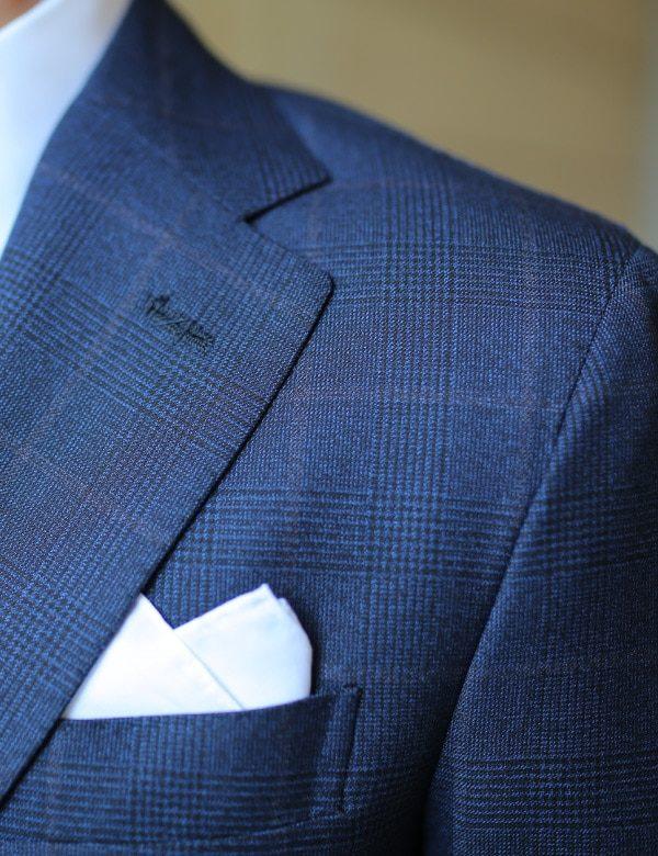 giacca con spalla napoletana