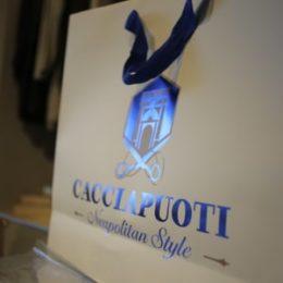 Packaging Sartoria Cacciapuoti