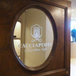 Tra i negozi abiti da cerimonia napoli atelier Cacciapuoti si distingue per gli abiti su misura