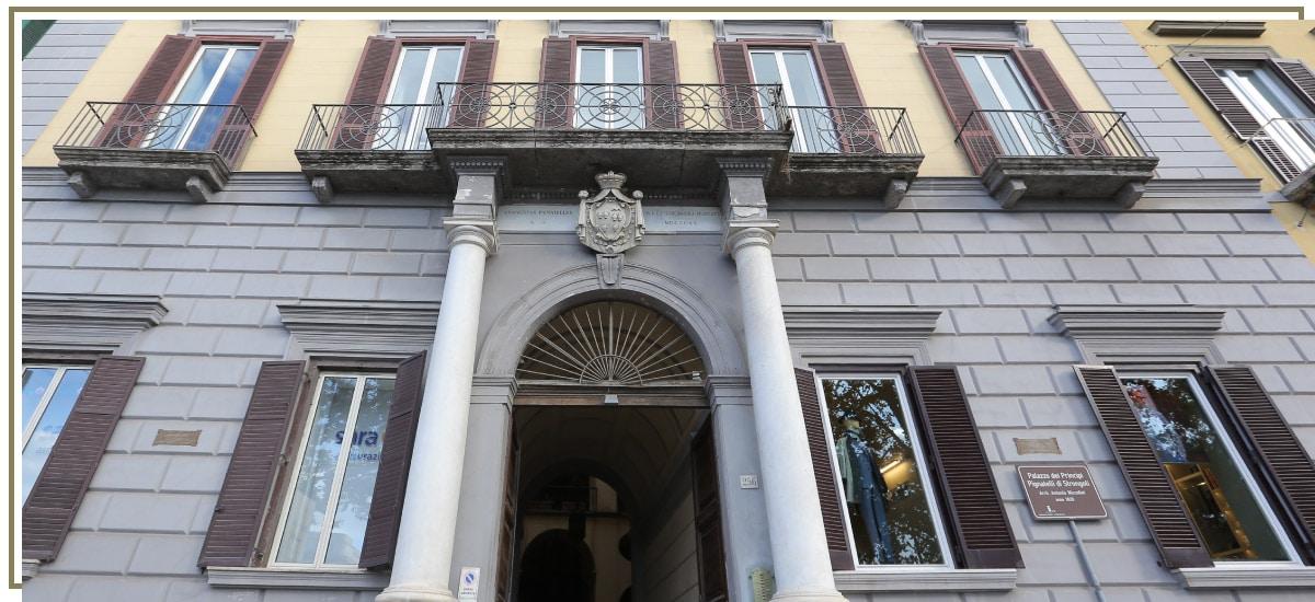 Palazzo Pignatelli Strongoli